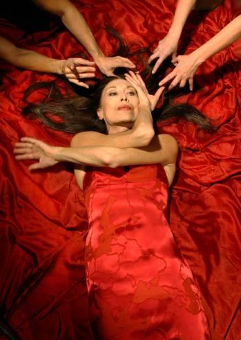 Luciana Savignano - Teatro Parenti 2010 - Angelo Redaelli (C)