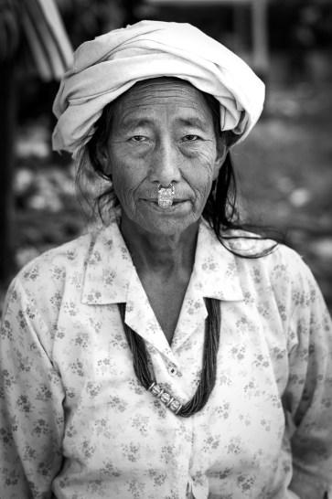 Faces of Bhutan - Walter Sinigoi (c)