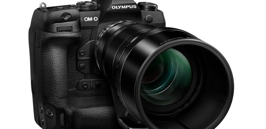 Olympus OM-D E-M1X con 40-150mm F2.8
