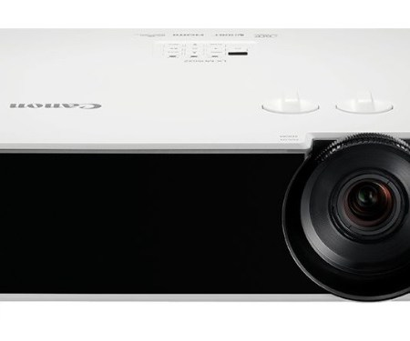 Canon LX MH502Z DLP Laser Projector