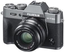 FujiFilm X-T30 Antracite + XF 35mm