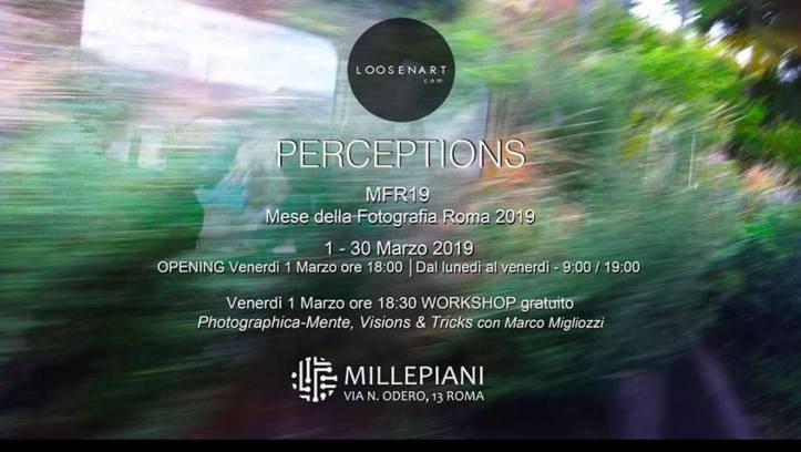 Perceptions Mostra Fotografica Internazionale