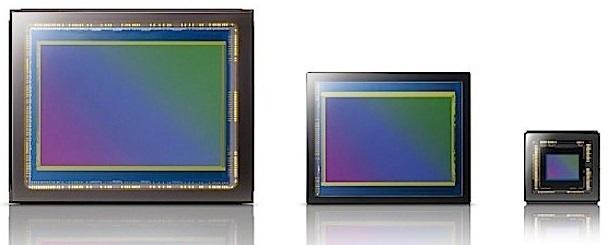 Differenze tra le dimensioni dei sensori in rapporto al formato 35mm