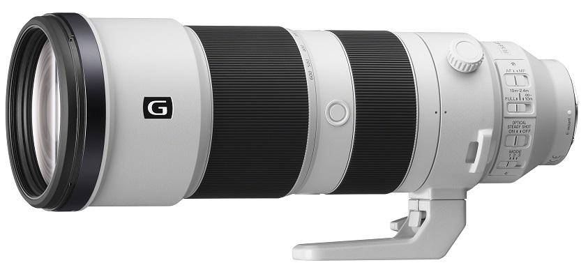 Sony super tele zoom FE 200-600 mm F5.6-6.3 G OSS