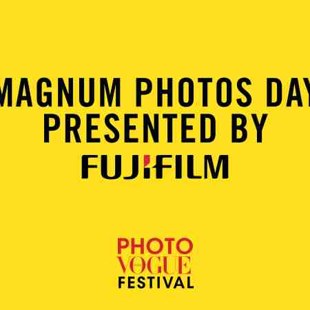 FujiFilm Italia Magnum Photos Day - Photo Vogue Festival