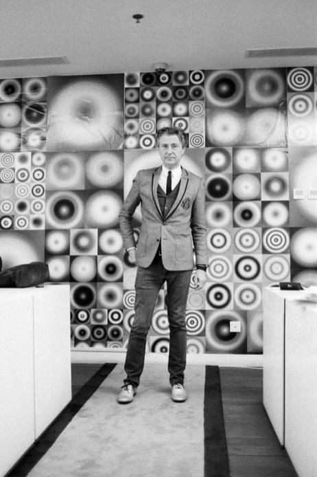 Walead Beshty Kunsthalle Director