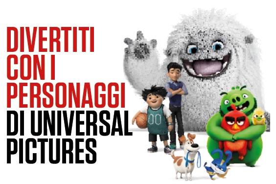 Canon e Universal Pictures