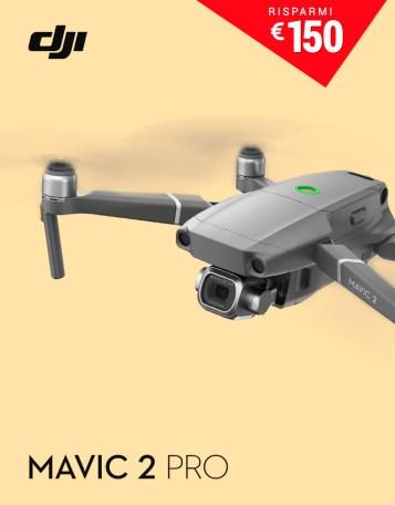 DJI GoCamera Offerte Pasqua Mavic 2 Pro