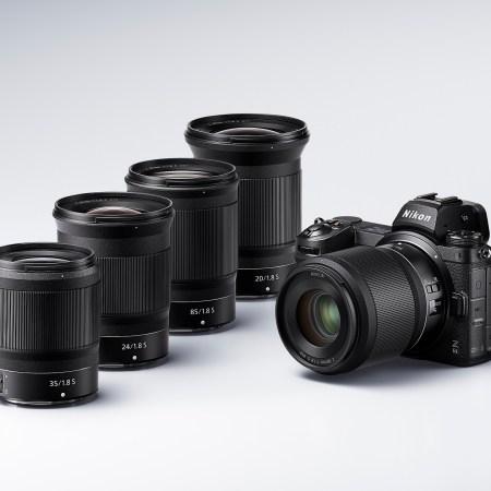 Nikon mirrorless serie Z