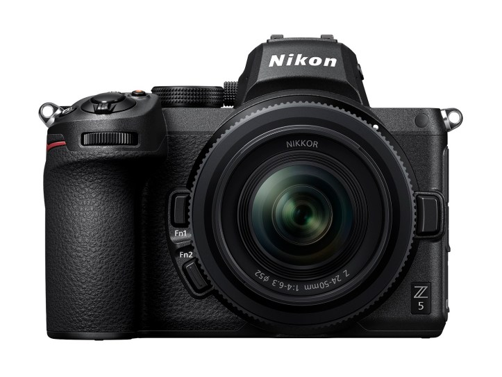 Nikon z5 con Z 24-50
