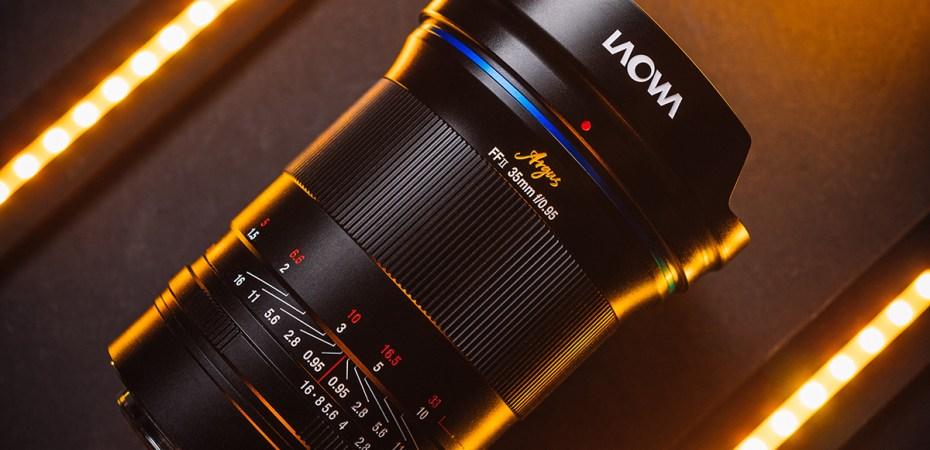 Laowa Argus 35mm f/0.95 Full Frame