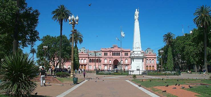Buenos Aires la capital y mayor ciudad de Argentina