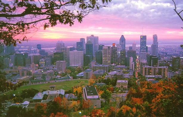 Foto De Montreal La Ciudad Cosmopolita De Canad 225