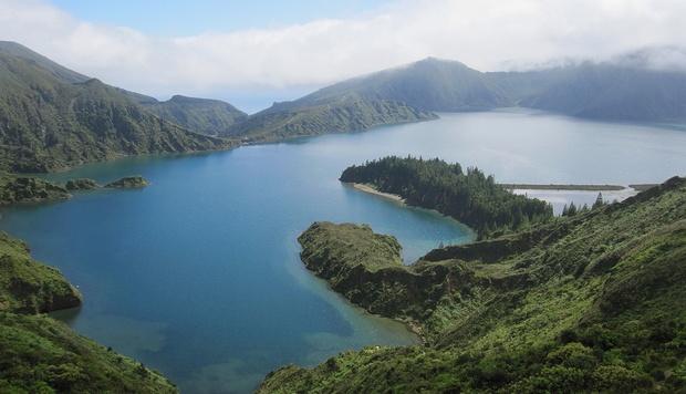 El archipilago de Azores