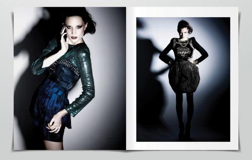 Iluminación en fotografía de moda