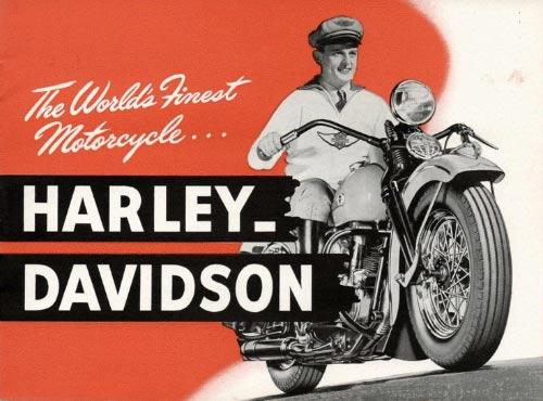 Primeras campañas de Harley Davidson