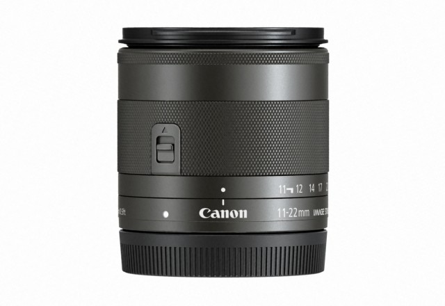 EF-M 11-22mm f4-5.6 IS STM