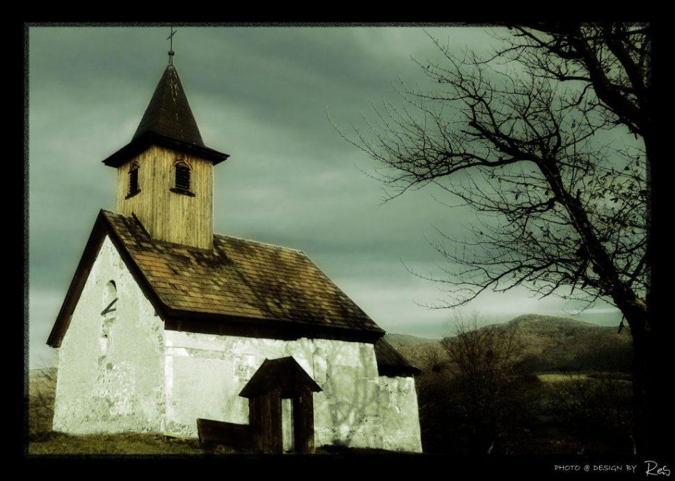 Kostolík v Kšinnej (foto: Peter Reis)