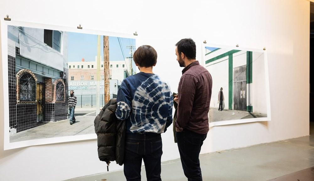 """Ausstellungsansicht """"Zones Urbaines"""" © FOTO WIEN 2019."""