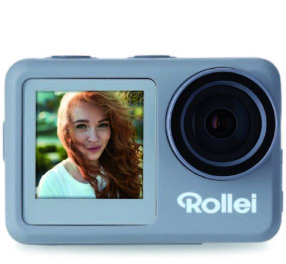 Die 9s Plus hat den besten Sensor der drei Actioncams.
