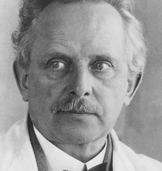 Oskar Barnack: Erfinder der Ur-Leica und Namensgeber des Fotowettbewerbs.