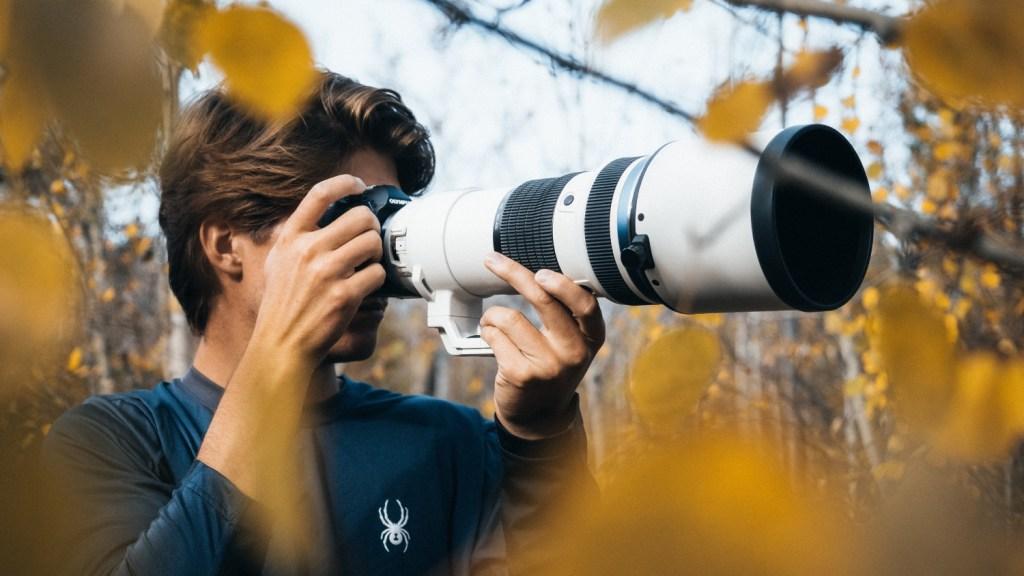 Das Olympus M.Zuiko Digital ED 150-400mm F4.5 TC1.25x IS PRO spricht vor allem Tier-, Natur-, und Sportfotografen an. (c) Olympus