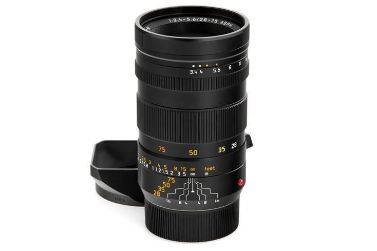 Vario-Elmar-M 3.5-5.6/28-75mm ASPH. Prototyp (c) Leica Camera AG