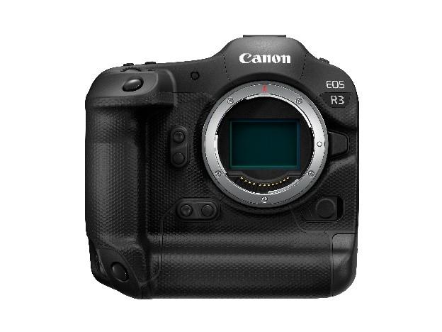 Scheibchenweise gibt Canon die Funktionsmerkmale der EOS R3 bekannt. (c) Canon