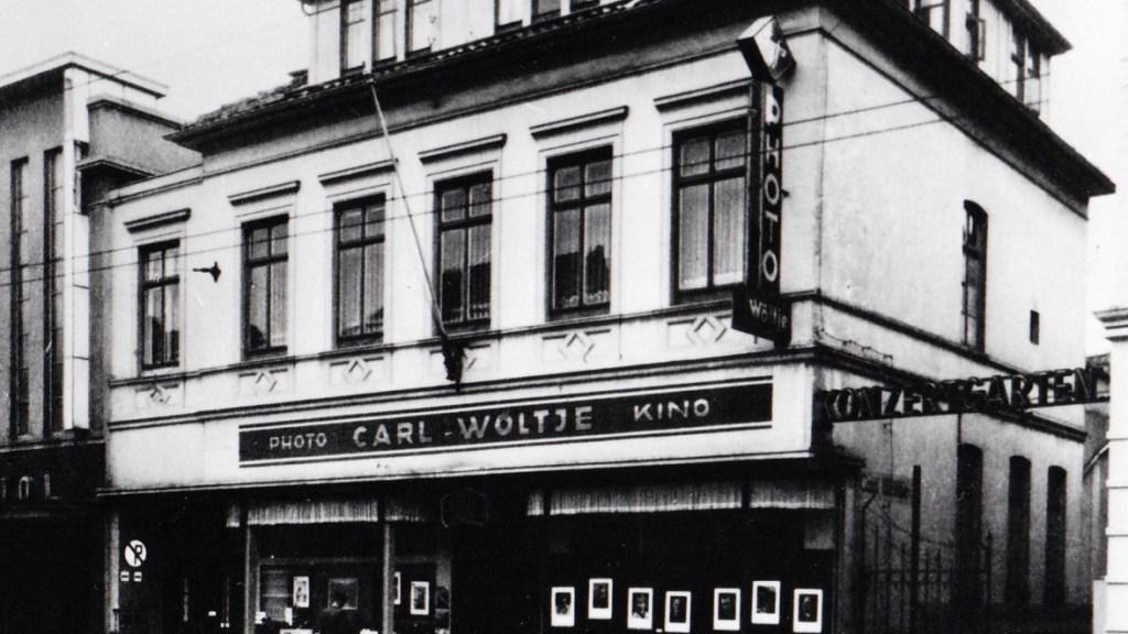 """Wo alles begann: 1912 gründete Carl Wöltje die """"Photographische Anstalt"""" und legte damit den Grundstein für CEWE. (c) CEWE"""