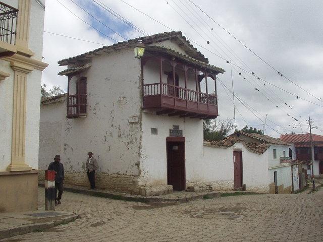 Foto de San Lorenzo  Tarija Bolivia