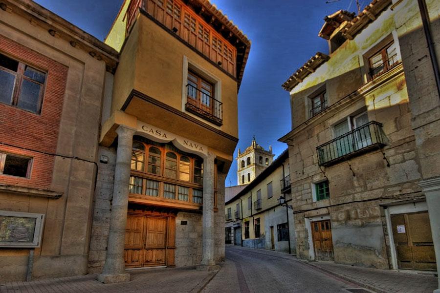 Foto de Dueas Palencia Espaa