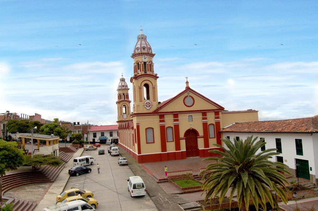 Foto de Vlez Santander Colombia