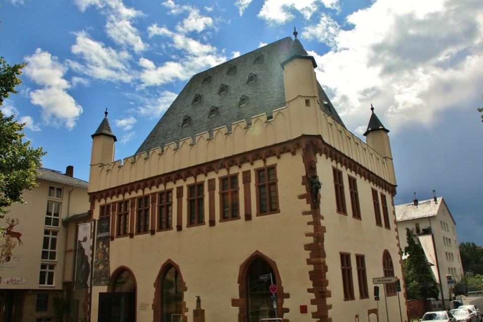 Foto: Casa de Lienzos - Frankfurt am Main, Alemania - FotoPaises.com