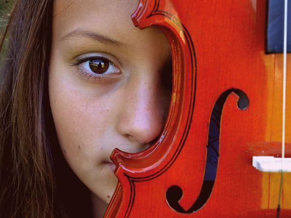 Ana Maja Kralj, 13, Slovenya