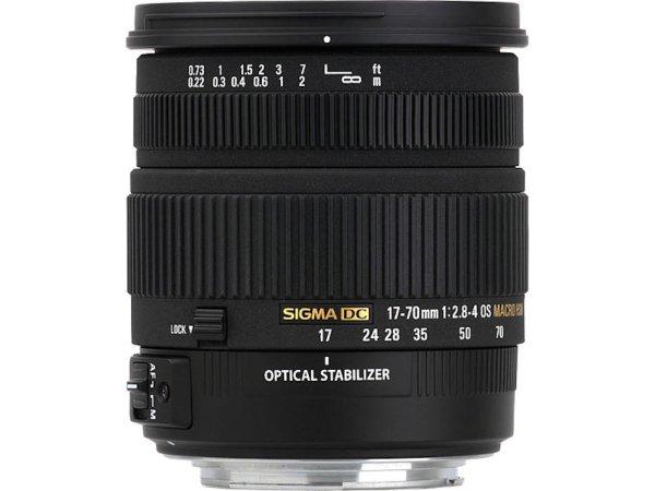Sigma-17-70mm-f28-4-lens