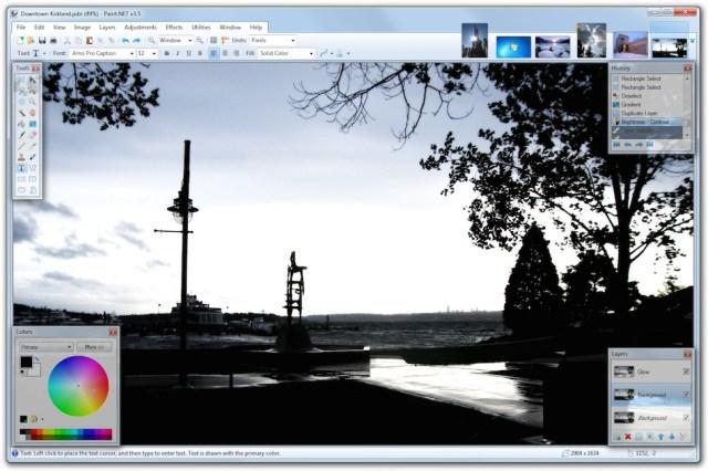 PhotoShop yerine kullanılabilecek ücretsiz programlar -2