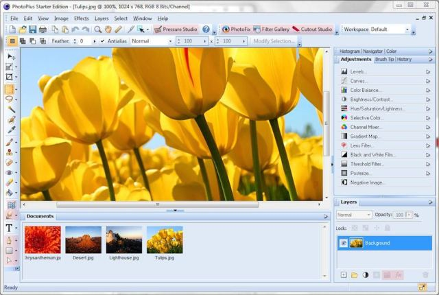 PhotoShop yerine kullanılabilecek ücretsiz programlar -3