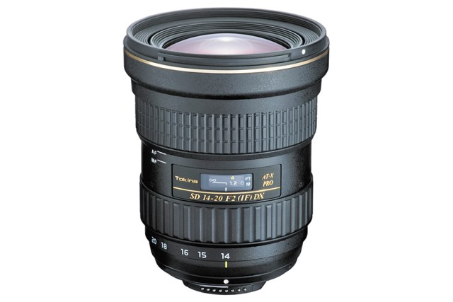 Tokina AT-X 14-20mm F2 Pro DX Lens İncelemesi
