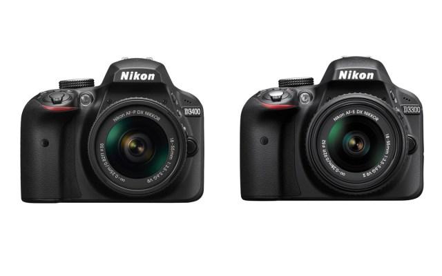 Nikon D3300 vs Nikon D3400 Özellikler Karşılaştırması