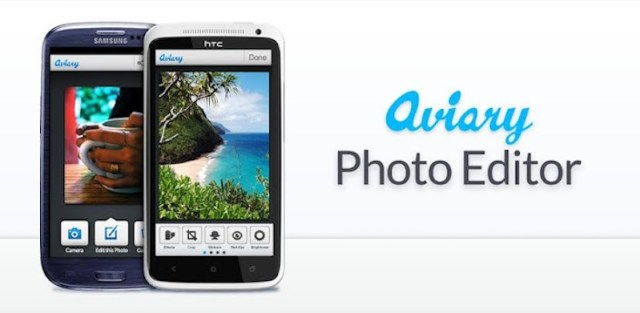 Ücretsiz Fotoğraf Düzenleme Uygulamaları aviary