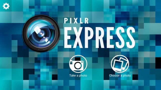 Ücretsiz Fotoğraf Düzenleme Uygulamaları pixlr