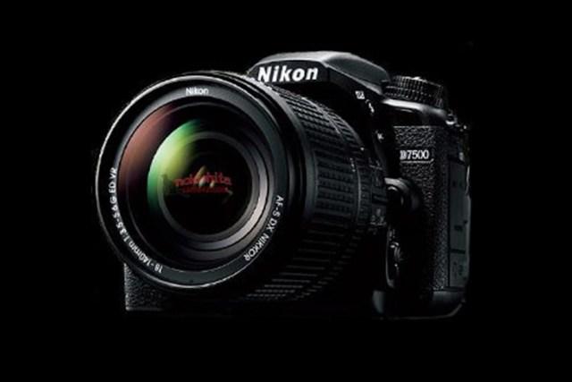 Nikon D7500 fiyat bilgileri ve ilk ürün görüntüleri