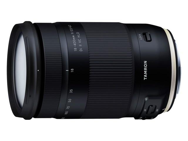 Tamron 18-400mm F/3.5-6.3 Di II VC HLD lens duyuruldu
