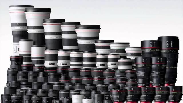 Canon Lensler