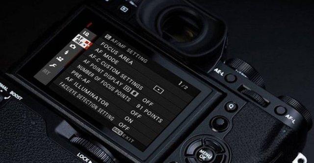 Fujifilm X-T2 için Ver4.0.0 ürün yazılım güncellemesi yayınlandı