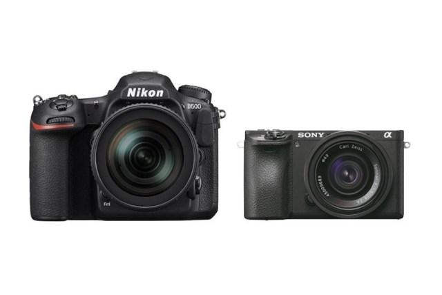 Nikon D500 vs Sony A6500 – Karşılaştırması