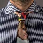 cravatta personalizzata abbligliamento uomo