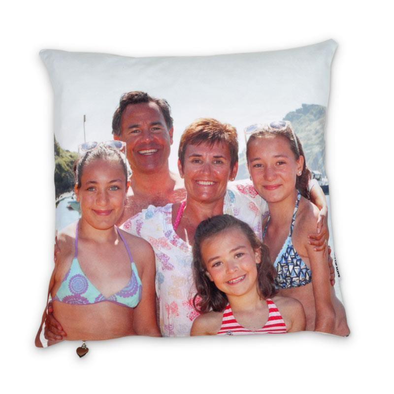 Federa cuscino personalizzata  Foto Regali Originali