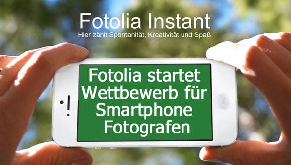 Fotolia startet Wettbewerb fr Smartphone Fotografen