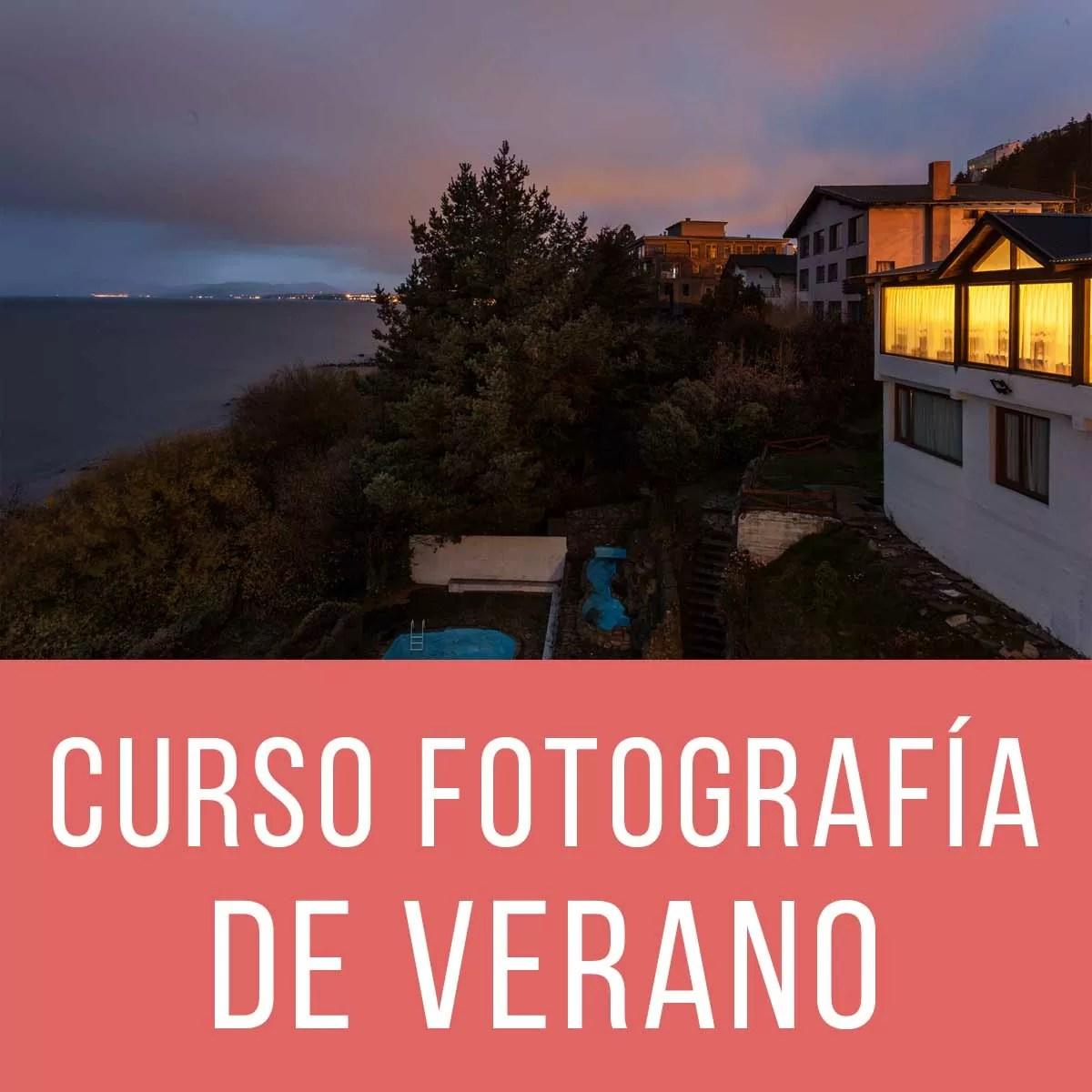 Curso de Fotografia de Verano 2022